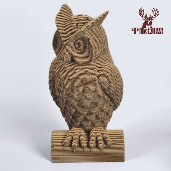 bricolaje 3d puzzle  cut wood diy akz.vn