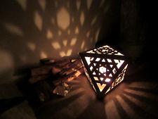 Đèn gỗ DIY 01058