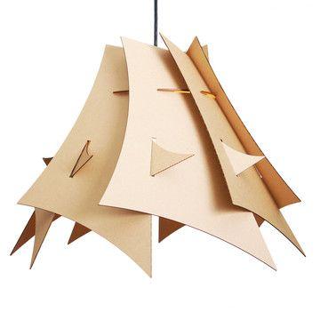 Đèn gỗ DIY 01140