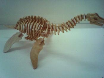 3d Dinazor_Plesiosaurus 