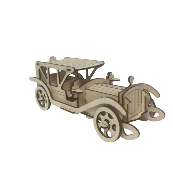 Antique Car Model Kit
