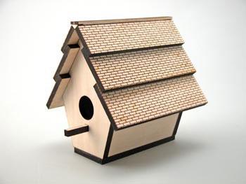 Bird house 001 