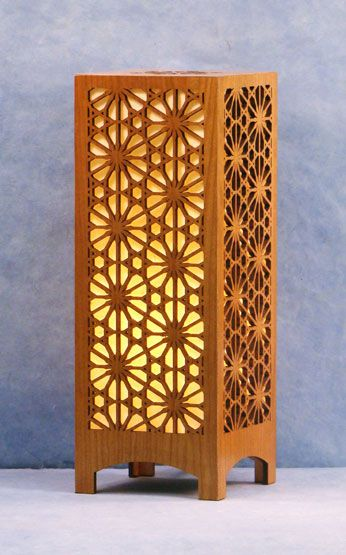 Decorative laser cut wood x5 item