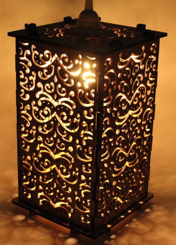 Filigree Pattern Lantern