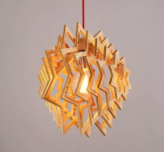 Lamp etoile