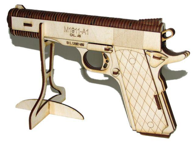 M1911-A1 Pistol 