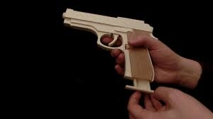 M9 - rubber band gun ​
