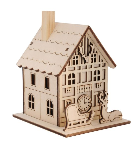 Mini Wooden House   ​