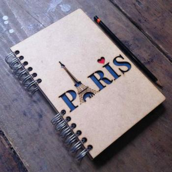 Notebook Cover Paris ​