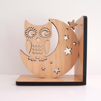 Owl book stand ​