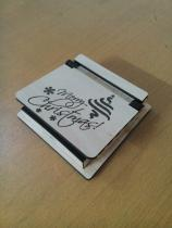 Pocket mirror box 