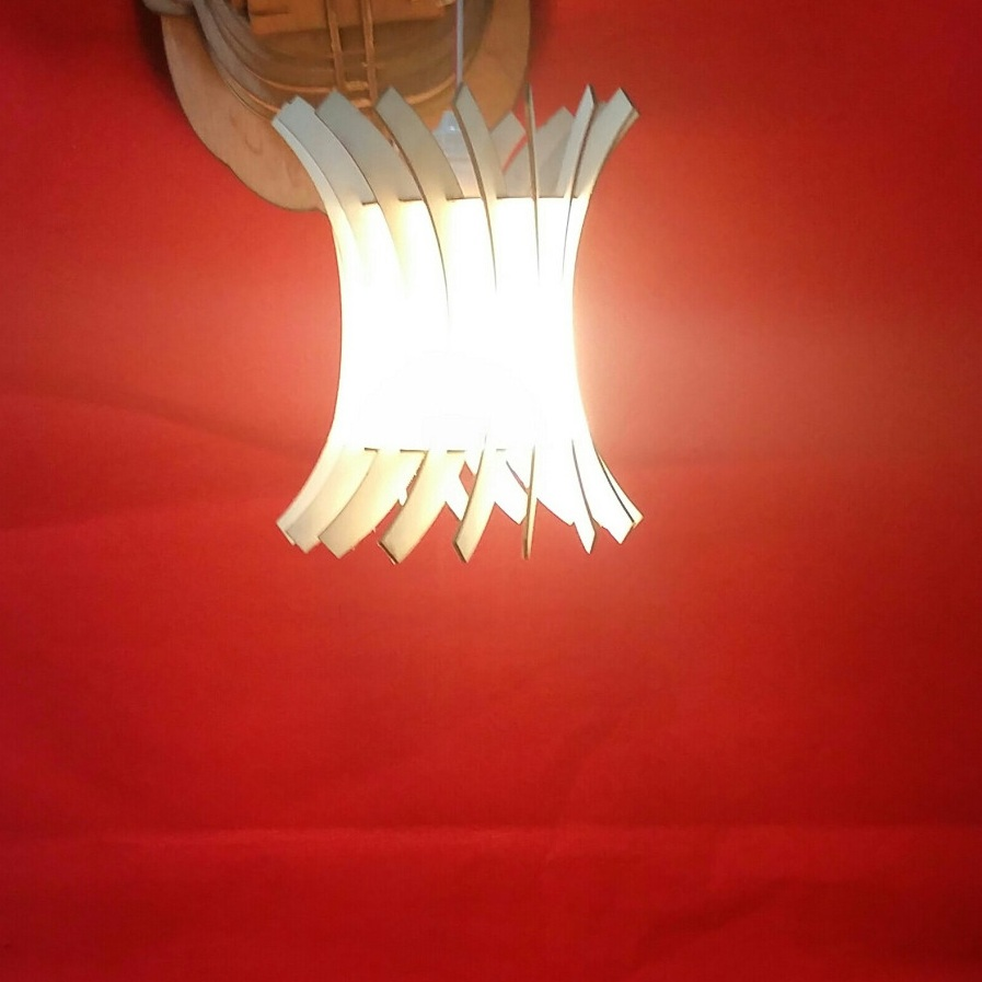 Chụp đèn DIY 093