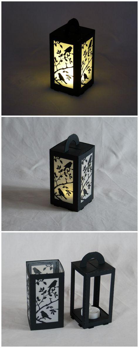 candles laser cut 008