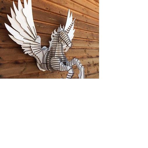 Pegasus 3d puzzle