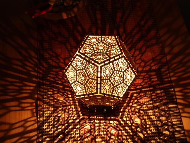 lồng đèn diy inter