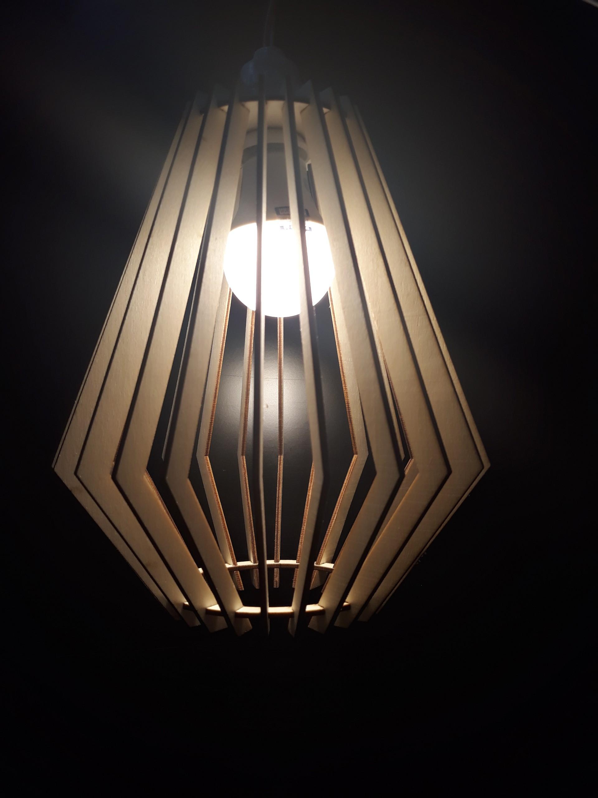 Chụp đèn DIY 846.1