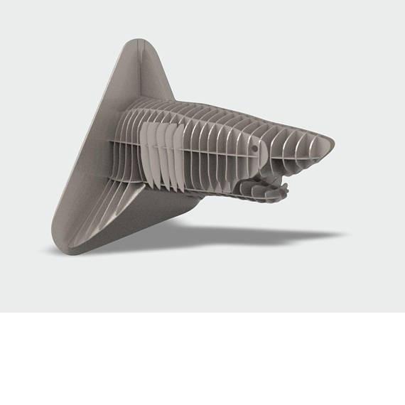 head Shark  3d puzzle